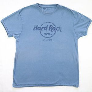 Vintage Hard Rock Hotel Orlando Faded Shirt